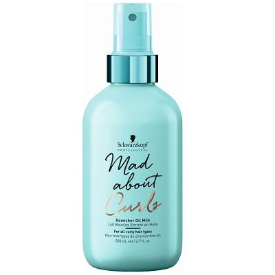 MAD ABOUT CURLS QUENCHER OIL MILK 200ML