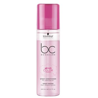 BC BONACURE COLOR FREEZE SPRAY CONDITIONER FOR COLOURED HAIR 200ML 1