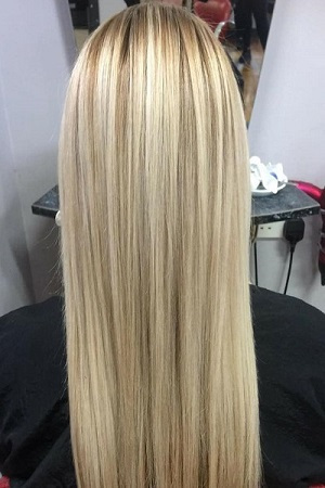 blonde-highlights-lloyds-hair-salon-clonmel-county-tipperary