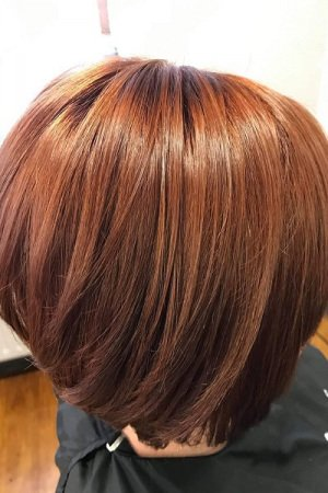 Expert hair colour at Lloyds Hair Salon in Clonmel, County Tipperary