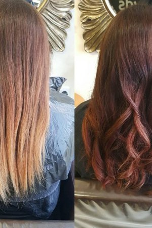 The Best Hair Colour Correction At Lloyds Hair Salon In Clonmel, County Tipperary